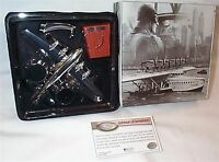 Boeing B-307 Stratoliner Silver plated aircraft Atlas Ltd ed 1-200 scale