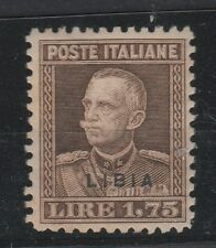 FRANCOBOLLI - 1928 REGNO L.1,75 VITTORIO EMANUELE III° MLH Z/8556