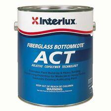 Interlux ACT Black Antifouling Bottom Paint Quart 7790U/QT