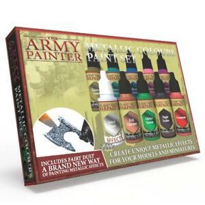 The Army Painter Warpaint - Metallic Colours Paint Set