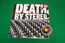 Death By Stereo Into The Valley Of Death Rock COLORED LP NEW RSD 2016 Piranha