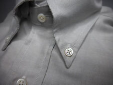 Brooks Brothers Button Down Oxford Shirt  Milano Fit 14.5 x 31 NWOT USA $140 New