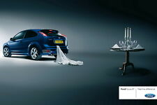 Ford Focus ST large promo poster