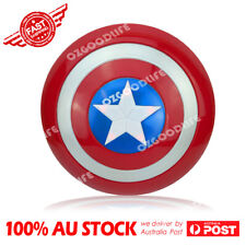 Captain America Shield Flash Light Voice Kids Gift Party Cosplay 32cm Best Gift