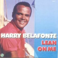 HARRY BELAFONTE~~~RARE~~~CD~~~LEAN ON ME~~~NEW SEALED!!!!