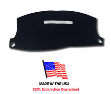 2004-2010 Dodge Durango Black Carpet Dash Cover Mat Pad DO38-5 Made in the USA