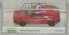 "maag herpa 700160 – VW Golf II ""US Fire Department"", H0 1:87, neu + OVP"