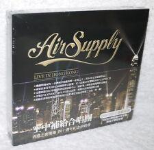 Air Supply Live In Hong Kong Taiwan Ltd Live 2-CD+DVD (Chinese-sub.) digipak