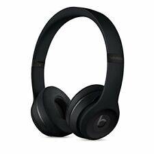 Beats by Dr. Dre Solo3 Wireless On-ear Headphones Black