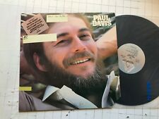 Paul Davis Cool Night 1981 orig vinyl PROMO lp arista am gold dad rock al9578!!
