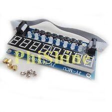 TM1638 8 Bit Digital Tube with 8 Leds + 8 Keys 0.56 Red Tube for Arduino 51 AVR