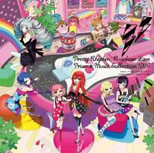 PRETTY RHYTHM RAINBOW LIVE PRISM MUSIC COLLECTION DX-JAPAN 2 CD+DVD