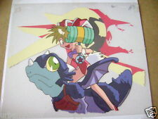 KEIO FLYING SQUADRON GAME ANIME PRODUCTION CEL