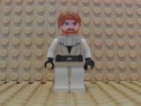 Lego - Star Wars Minifig - Obi-Wan Kenobi - Good Condition (SW197)