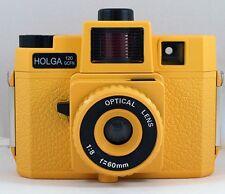 NEW Holga 120 Format GCFN 120GCFN  Film Camera Yellow