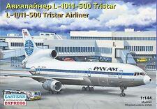 1/144 Eastern Express L-1011-500 Tristar PAN AM Airliner Model Kit EE144114