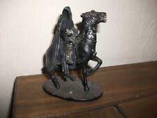 Lord of The Rings - 9 cm Metal - Ringwraith on Horseback - (Broken Sword)