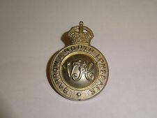 British Army Military Hat / Cap Badge - Barrow & North Lonsdale Volunteer TC