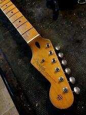 Fender Lic Relic STRAT neck Aged Nitro 50's Stratocaster Maple - Mr. G's Custom