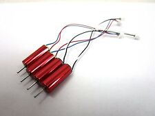 Tiny Whoop Inductrix NanoQX Special Sauce Motors Red Edition 17,300Kv TIN100