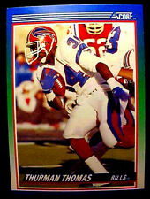 1990 Score Thurman Thomas ~ 20 Cards Lot ~xxx~  Bills RC Hall Of Fame Inductee