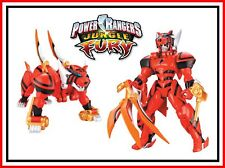 Power Rangers Jungle Fury _ Red Tiger Armored Ranger