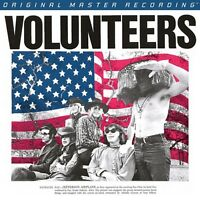 JEFFERSON AIRPLANE - VOLUNTEERS - Hybrid SACD - NEW Mobile Fidelity CD