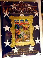 Marvel Masterworks Golden Age USA Comics variant vol.76