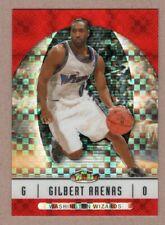 New listing 2006-07 Topps Finest XFractor Gilbert Arenas #10 6/25