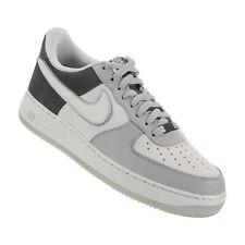 Nike, Uomo, Air Force 1 07 LV8, Pelle, Sneakers, Blu, 43 EU