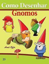 Como Desenhar : Gnomos by Amit Offir (2013, Paperback)