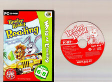 READER RABBIT READING YEAR 2. EDUCATIONAL SOFTWARE FOR AGES 6-8 ON THE PC!!