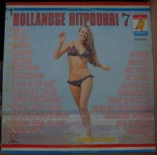 HOLLANDSE HITPOURRI 7 SEXY CHEESECAKE COVER HOLLAND PRESS  LP