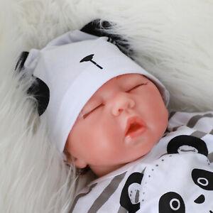 """20"""" Reborn Dolls Realistic Reborn Baby Doll Soft Silicone Newborn Xmas Gift"""