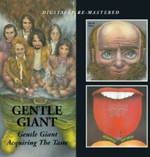 Gentle Giant - Gentle Giant / Acquiring the Taste [New CD] UK - Import
