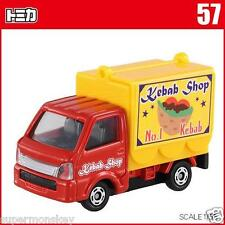 TAKARA TOMY TOMICA NO.057 SCALE 1/55 SUZUKI CARRY MOBILE CATERING TRUCK TM057A