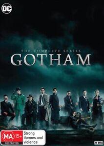 GOTHAM : The Complete Series Season 1 2 3 4 5 : NEW DVD
