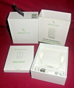 Upright GO 2 Posture Trainer Back Pose Training UR-02A-02B Open Box Never Used