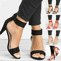 Damen High Heels Pumps Absatzschuhe Sandaletten Sandalen Partyschuhe Abendschuh