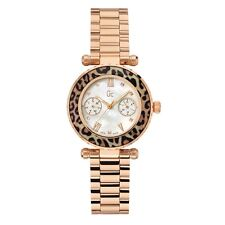Guess Collection GC X35015L4S Rose Gold Mother of Pearl Women's Swiss Watch