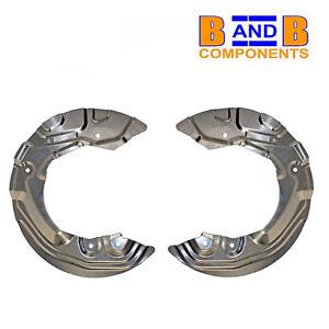 BMW FRONT DISCS BACK PLATES E81 E87 E82 E88 E90 E92 E91 A1381