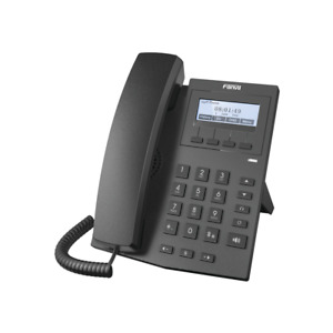 NEW Fanvil X1 Enterprise IP Phone for 2 SIP lines with LCD and 3-way conference