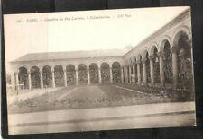 France -Paris Cimetiere du Pierre-Lachaise, Le columbarium. 1900s