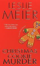 A Lucy Stone Mystery: Christmas Cookie Murder 6 by Leslie Meier (2000, Paperback