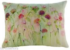 "17""x13"" Peonies & Roses Sue Fenlon Cushion Evans Lichfield DP963 43x33cm Flowers"