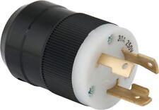 Marinco 30A 250VAC Male Twist-Lock Power Plug * LOT OF 2