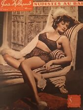 Paris Hollywood Érotique Sexy Pin Up Fifties N 39 Jane Russel