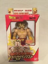 Bandai Asia Dragon Ball Z Super Battle Collection Vol.10 Broly Gold Hair 1998