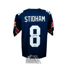 Jarrett Stidham Autographed Auburn Custom Football Jersey - Bas Coa