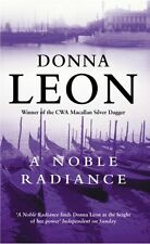 DONNA LEON __ A NOBLE RADIANCE __ BRAND NEW ___ FREEPOST UK